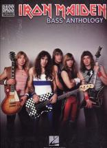 Iron Maiden - Bass Anthology Tab