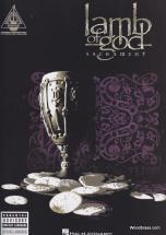 Lamb Of God - Sacrament - Guitar Tab