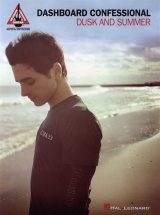 Dashboard Confessional - Dusk And Summer - Guitar
