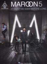 Maroon 5 - It Won