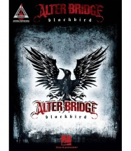 Alter Bridge Blackbird Guitar Recorded Version - Guitar Tab