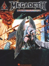 Megadeth United Abominations Guitar Recorded Version - Guitar Tab