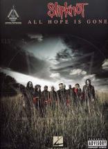 Slipknot - All Hope Is Gone - Guitare Tab