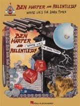 Ben Harper And Relentless7 White Lies For Dark Times Rec Ver - Guitar Tab