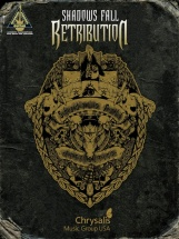 Shadows Fall Retribution Guitar Recorded Versions - Guitar