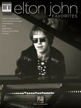 Elton John - Favorites Keyboard Recorded Versions - Pvg