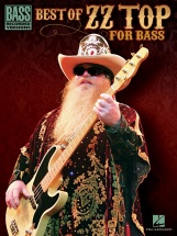 Best Of Zz Top For Bass Brecorded Versions - Bass Guitar
