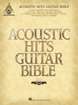 Acoustic Guitar Hits Bible Guitar Recorded Version - Guitar Tab