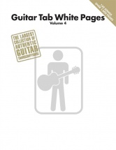 Guitar Tab White Pages - Volume 4 - Guitar Tab