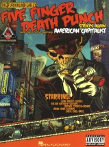 Five Finger Death Punch American Capitalist Recorded Vers - Guitar