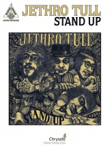 Jethro Tull Stand Up Guitar Recorded Version Grv - Guitar Tab