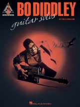 Sokolow Fred - Bo Diddley Guitar Solos - Guitar Tab