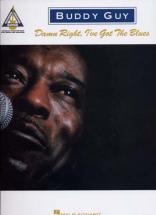 Guy Buddy - Damn Right I've Got The Blues - Guitar Tab