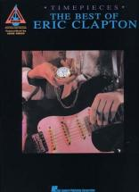 Clapton Eric - Timepieces Best Of - Guitar Tab