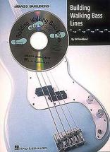Walking Bass Lines Building Friedland + Cd