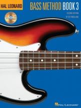 Bass Method Book 3 Second Edition - Bass Guitar
