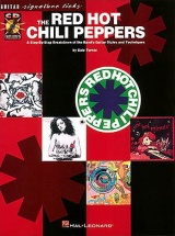 Red Hot Chili Peppers - Signature Licks + Cd - Guitar Tab
