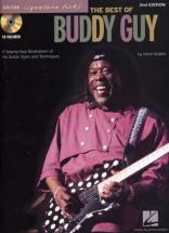 Guy Buddy - Signature Licks - Best Of 2nd Edition + Cd - Guitare Tab