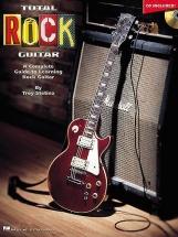 Total Rock + Cd - Guitar Tab