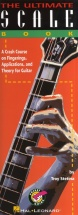 Ultimate Scale Book Pocket Guide Guitar - Guitar