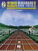 Fretboard Roadmaps Bluegrass And Folk Guitar - Guitar Tab