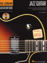 Guitar Method Jazz Guitar + Cd - Guitar Tab