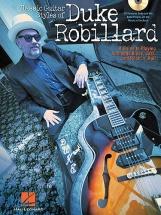 Robillard Duke Classic Guitar Styles + Cd - Guitar