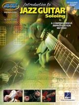 Introduction To Jazz Guitar Soloing A Comprehensive Improvisation Me - Guitar