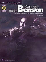 Benson George - Signature Licks + Cd - Guitar Tab