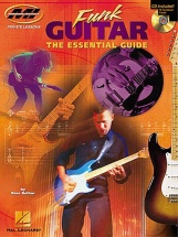 Ross Bolton Funk Guitar The Essential Guide + Cd - Guitar