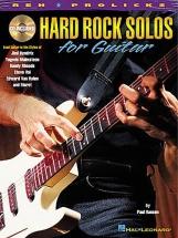 Hard Rock Solos For + Cd - Guitar Tab