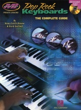 Garfield David - Pop Rock Keyboards - The Complete Guide - Keyboard