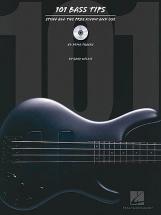 Willis Gary - 101 Bass Tips - Bass Guitar