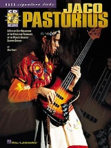 Pastorius Jaco - Signature Licks + Cd - Bass Tab