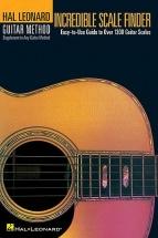 Guitar Method Incredible Scale Finder - Guitar
