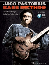 Pastorius Jaco - Bass Method + Cd