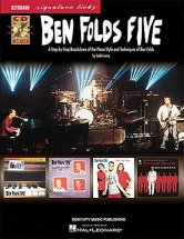 Keyboard Signature Licks Ben Folds Five Cd - Pvg