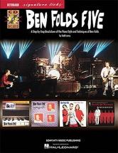 Keyboard Signature Licks Ben Folds Five Cd - Pvg