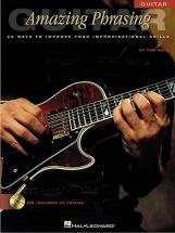 Amazing Phrasing Guitar + Cd - Guitar