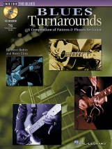 Rubin Dave - Blues Turnarounds - Guitar