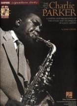 Parker Charlie - Best Of Signature Licks + Cd - Saxophone