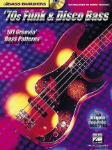 Bass Builders 70s Funk And Disco Bass B+ Cd - Bass Guitar Tab