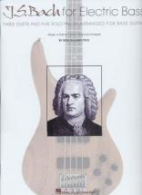 Bach For Electric - Bass Tab