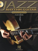 Grassel Jack - Jazz Rhythm Guitar - The Complete Guide [with Cd Includes 74 Full-band Tracks] - Guit