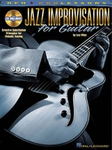 Wise Les - Jazz Improvisation For Guitar + Cd - Guitar Tab