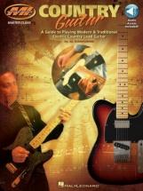 Al Bonhomme - Country Guitar + Online Audio