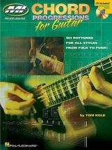 Kolb Tom - Chord Progressions For Guitar - Guitar