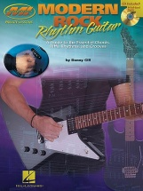 Musicians Institute Modern Rock Rhythm Guitar + Cd - Guitar