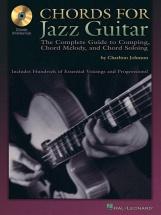 Johnson Ch. - Chords For Jazz Guitar + Cd