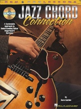 Jazz Chord Connection + Cd - Guitar Tab
